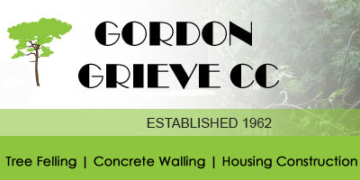 Gordon Grieve Concrete Walling and Tree Felling